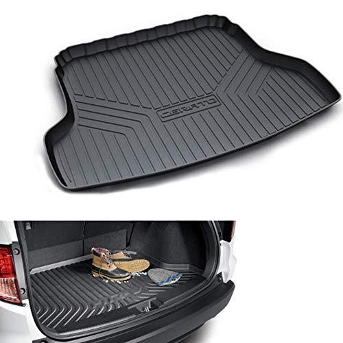 Preisvergleich Produktbild LPQSY Kofferraumwanne,  Kofferraumwanne Mit Teppichboden,  Bodenwanne Mit Bodenmatte,  for Mercedes-Benz GLC 2019,  TPO-Material (Coupé-Version)