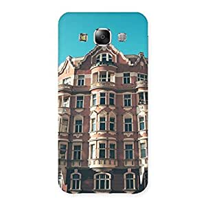 Neo World Perspective Back Case Cover for Samsung Galaxy E5