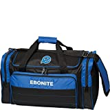 Ebonite Conquest double Tote bowling bag, nero/Royal