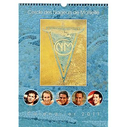 CALENDRIER MURAL DES NAGEURS DU CNM 2011