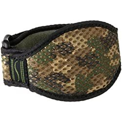 Voguestrap TX70345CA Allstrap 16-20mm Camo Adjustable-Length with Protective Flap Watchband