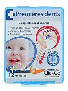 Clic&Go Premières Dents 12 Unidoses