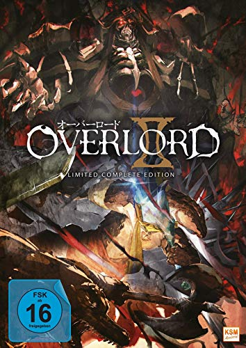Overlord - Staffel 2 [3 DVDs]