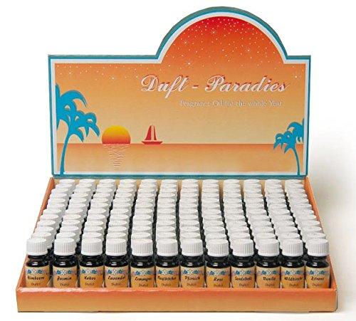 6x Duftöl / Aromaöl nach Wahl: Viele verschiedene Sorten - 24 Düfte - für Duftlampen Aromalampen Aromaspender