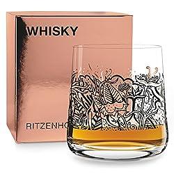 RITZENHOFF Next Whisky Whiskyglas von Adam Hayes, aus Kristallglas, 250 ml