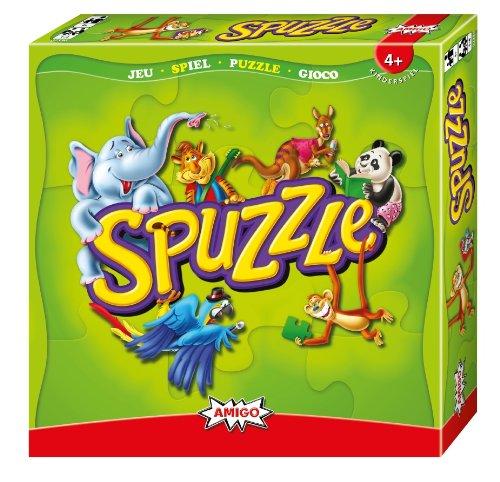 Preisvergleich Produktbild Amigo 02350 - Spuzzle