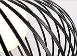 XQY Schlafzimmer Wohnzimmer Dekoration Kronleuchter, Kronleuchter, einfacher Modus Bar Bar Bar Cafe Restaurant Balkon Pendelleuchten Pendelleuchten Pendelleuchten Lichter Kreative Nordic Pendelleucht