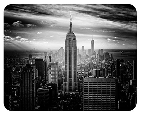 Preisvergleich Produktbild Mousepad Empire State Building New York Skyline