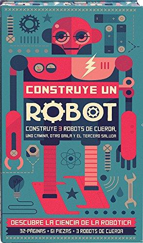 Construye un Robot/Build a robot par Steve Parker