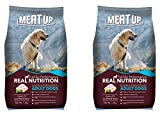 #9: Meat Up Adult Dog Food, 1.2 kg (Buy 1 Get 1 Free)