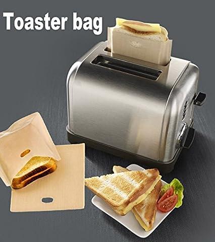 ALAIX Toasterbag Wiederverwendbare 100 Verwendung Non-Stick Sandwich / Snack Käse