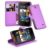 Cadorabo - Book Style Hülle für HTC DESIRE 310 - Case