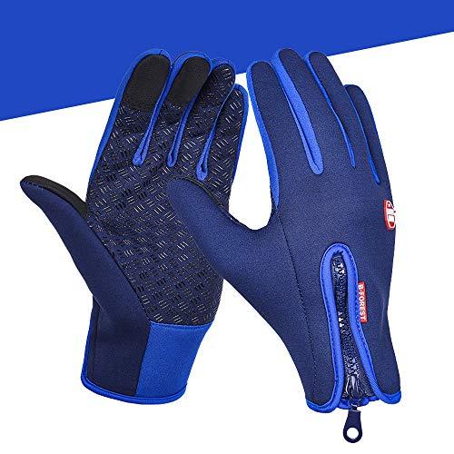 Serired Winter-Touch Bildschirm Schnee Windstopper Glove Unisex Ski Snowboard Handschuhe Motorrad Reiten Handschuhe