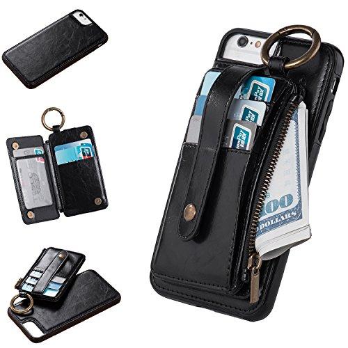 custodia con zip iphone 8 plus