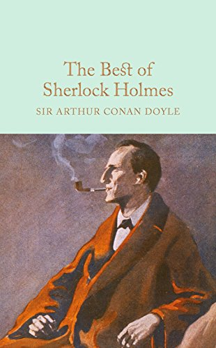 The Best Of Sherlock Holmes (Macmillan Collector's Library) por Arthur Conan Doyle