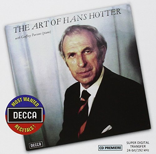 The Art of Hans Hotter