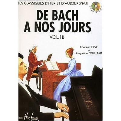 De Bach à nos jours Volume 1B