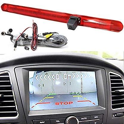 HSRpro-RFK-99-Kabellose-Funk-Rckfahrkamera-Kompatibilitts-Mercedes-Benz-Vito-2016-fr-Ihr-Transporter-und-Wohnwagen-Wohnmobile-Bremslicht-inkl-Monitor