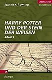 Harry Potter und der Stein der Weisen. Großdruck - Joanne K Rowling