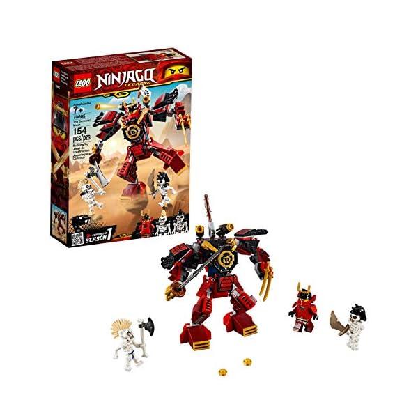 LEGO Ninjago - Mech Samurai, 70665 1 spesavip