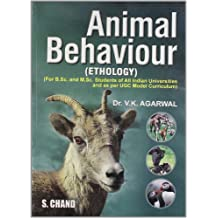 Animal Behaviour (Ethology)