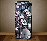Storm Troopers taking Selfie Funny Phone Case for iPhone Samsung HTC Nokia Storm(For Apple iPhone 5/5S Black)