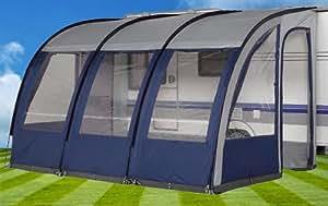 Denver Auvent pour caravane/camping-car Bleu Taille XL
