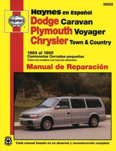 dodge-caravan-8495-spanish-haynes-repair-manuals-spanish-edition-by-john-haynes-1998-12-18
