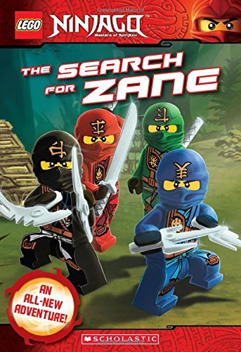 The Search for Zane (LEGO Ninjago: Chapter Book) by Kate Howard (2015-02-24)
