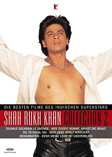 Shah Rukh Khan Collection 2 (3 DVDs)