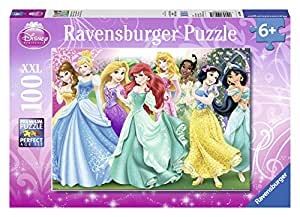 Ravensburger Disney Princess Portrait Puzzle (XXL, 100 Pieces)
