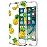 Eouine Coque iPhone Se, Coque iPhone 5s / 5, Etui en Silicone 3D Transparente avec...