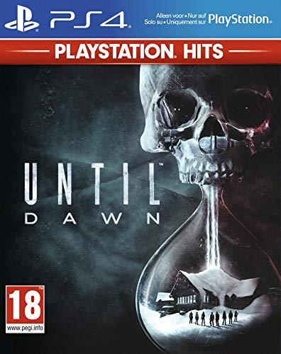 Until Dawn PS4 HITS