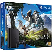 PlayStation 4 Slim (PS4) 1TB - Consola + Horizon Zero Dawn