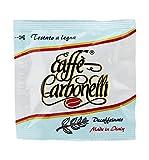 150Dosettes ESE Caffè Carbonelli décaféiné - Café espresso napolitain