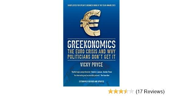greekonomics pryce vicky