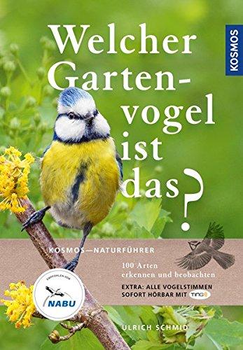 Produktbild bei Amazon - Welcher Gartenvogel ist das?: 100 Arten erkennen und beobachten; Extra: Alle Vogelstimmen sofort hörbar mit TING