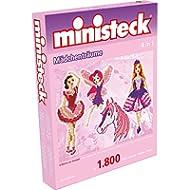 Ministeck 32786 - Sogni della ragazza Condividi Camere 4 1, Circa 1800