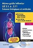 Sciences biologiques et médicales pour le D.E.I - Toutes les UE du Domaine 2 !: 140 fiches pour réviser - 300 QCM pour s'auto-évaluer
