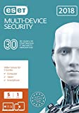 ESET Multi-Device Security (2018) Edition 5 User (FFP) Software