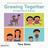 Growing Together: 4 Stories to Share by Taro Gomi (2016-04-25)