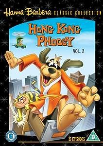 Hong Kong Phooey - Volume 2 [DVD] [1974]