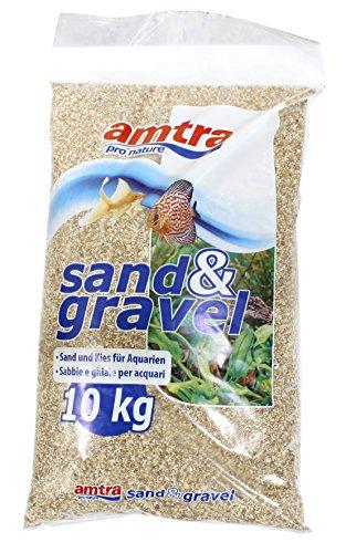 AMTRA Gravier Ambra pour Aquariophilie 10 kg