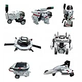 #4: Pepperonz 7 in 1 Space Fleet Solar Toy Set , Eco Science Educational Toy and Demonstration Kit