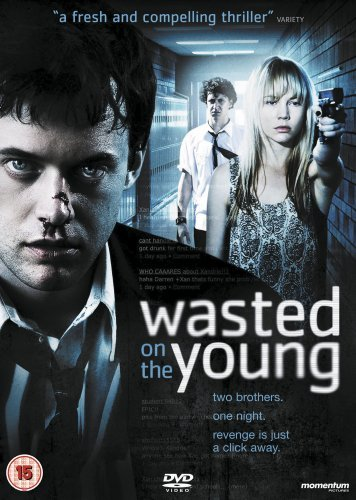Wasted on The Young [DVD] by Oliver Ackland