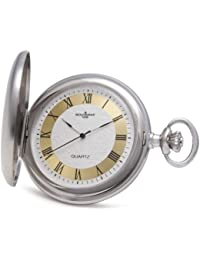 Bouverat 1919 BV821201 - Reloj analógico de cuarzo para hombre