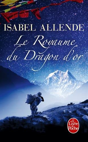 Le Royaume du dragon d'or par Isabel Allende