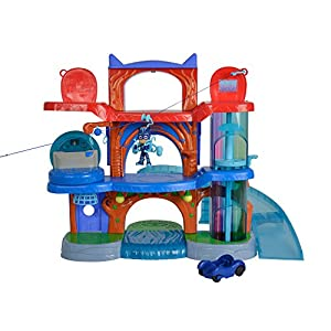 Simba 109402040 PJ Masks Main Quarters Playset