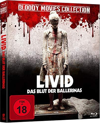 Livid - Das Blut der Ballerinas - Bloody Movies Collection, Uncut [Blu-ray]