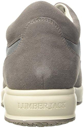 Boscaiolo Herren Raul Sneaker Grigio (lt Grigio)